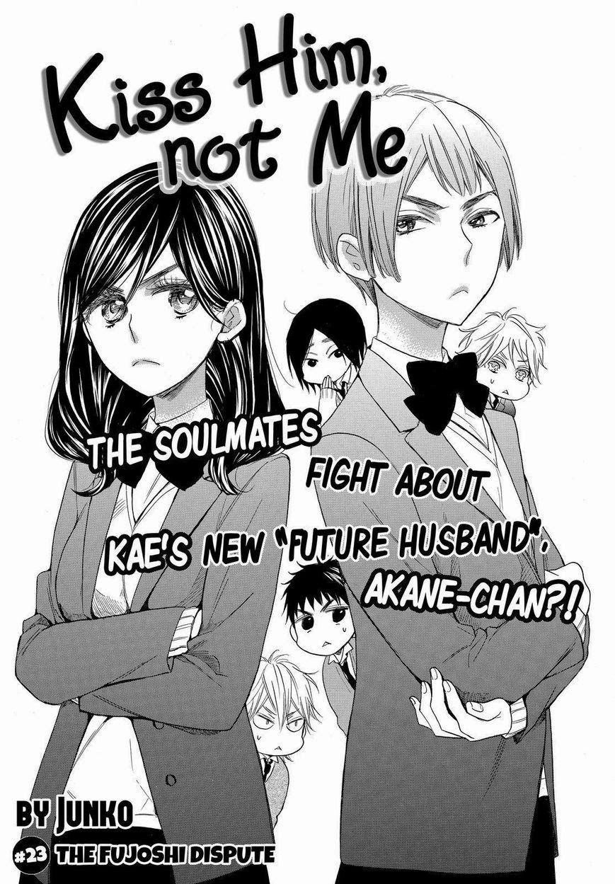 Read Manga Watashi Ga Motete Dousunda 023 Online In High Quality