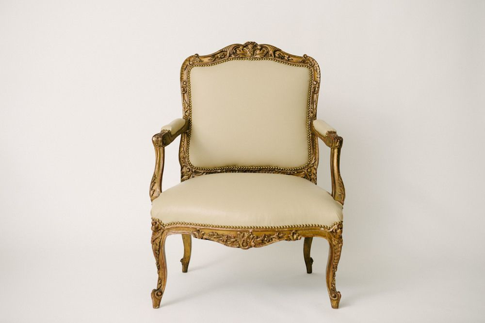 Surprising Beautiful 19Th Century Louis Xv Style Carved Gilt Wood Short Links Chair Design For Home Short Linksinfo