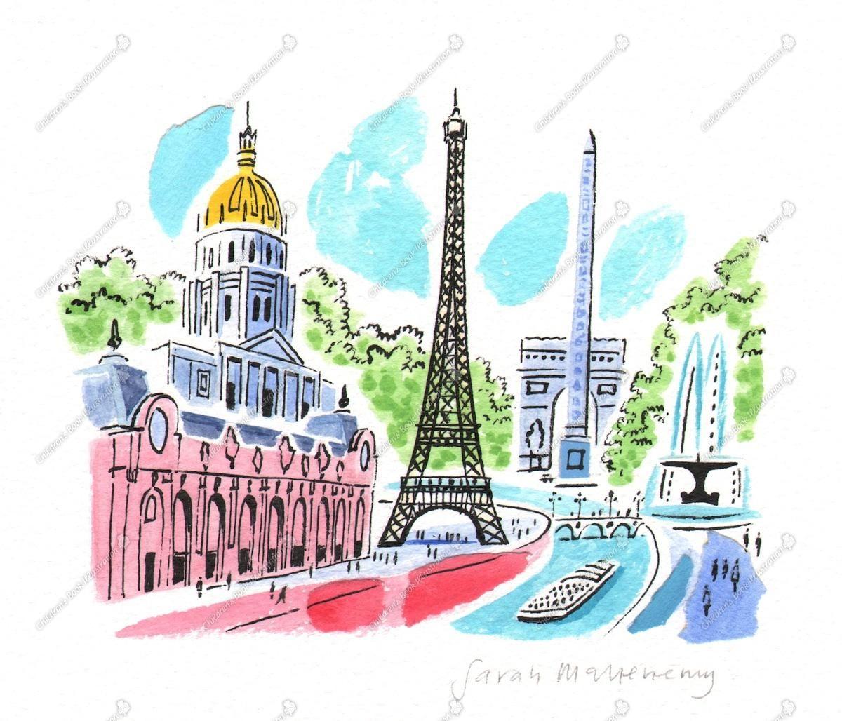 Paris Illustration: Children's Book Illustration