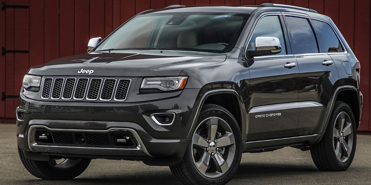 Buying A Used Jeep Grand Cherokee The 2014 Model Year Jeep