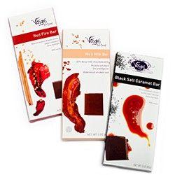 Vosges Chocolate Bar Set - good flavour combos ...