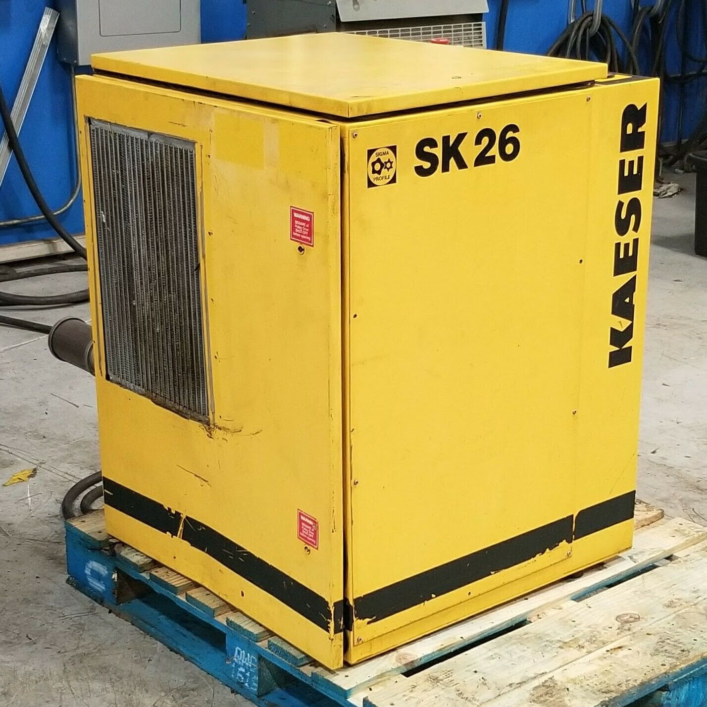 20 Hp Air Compressor in 2020 Air compressor, Compressor, Air