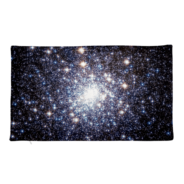 Star Cluster Collision Rectangular Pillow Case Only Star Cluster Cluster Rectangular Pillow
