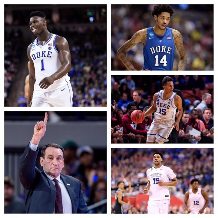 There Are Currently 4 Duke Players On The New Orleans