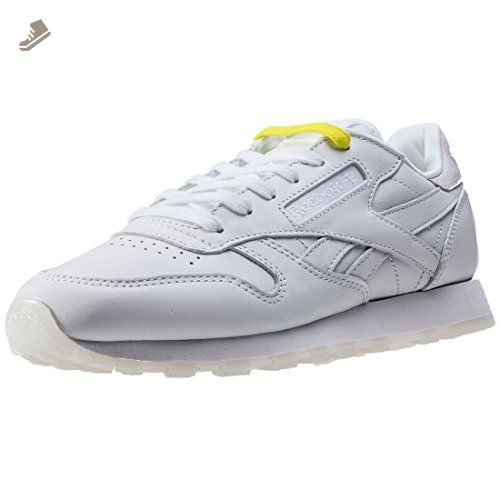262bfe26449 Reebok Classic Face Womens Trainers White - 7.5 UK - Reebok sneakers for  women (