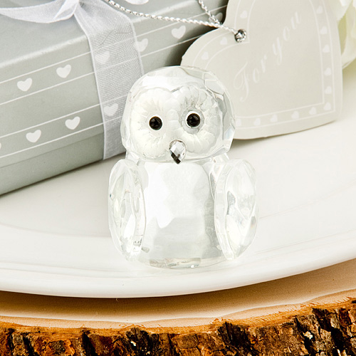 Choice Crystal Collection Owls