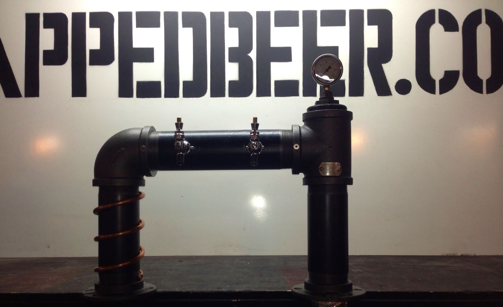 Perfect 2 Tap System For Smaller Bar Or Home Bar Www Tappedbeer