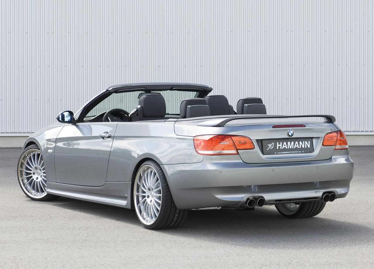 2007 Hamann BMW 3er Cabrio