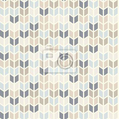 Papier Peint Seamless Geometrique Dans Des Teintes Pastel Pixers