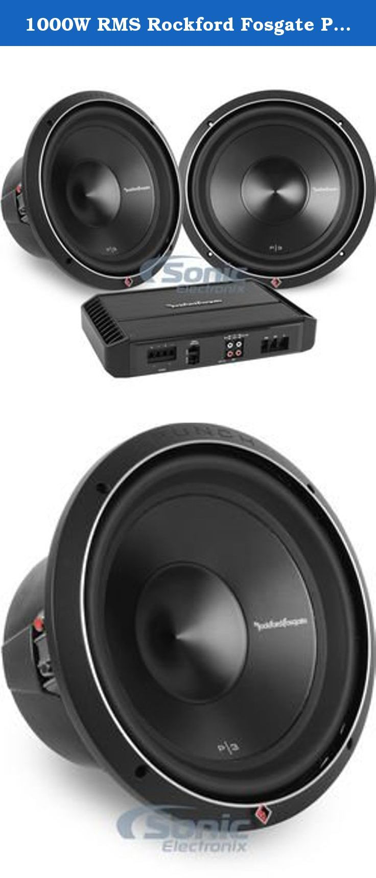 Two Dual 4 Ohm Subs 2 Ohm 2 Chan Amp