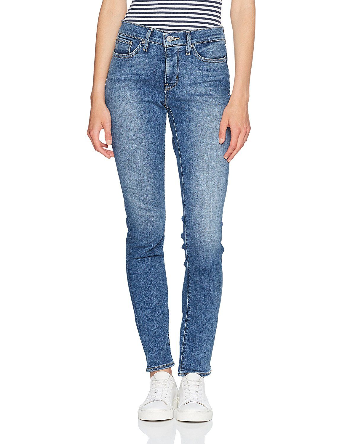 Levi s Damen Jeans 311 Shaping Skinny  Amazon.de  Bekleidung   Swag ... 6dbbcb16fc