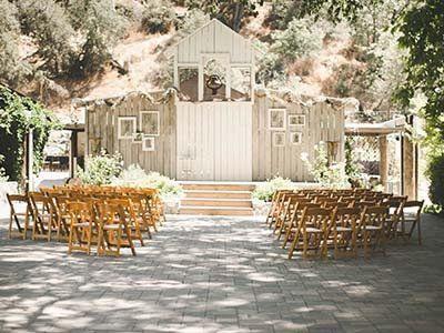 Outdoor Wedding Venues: Los Angeles San Diego Orange ...