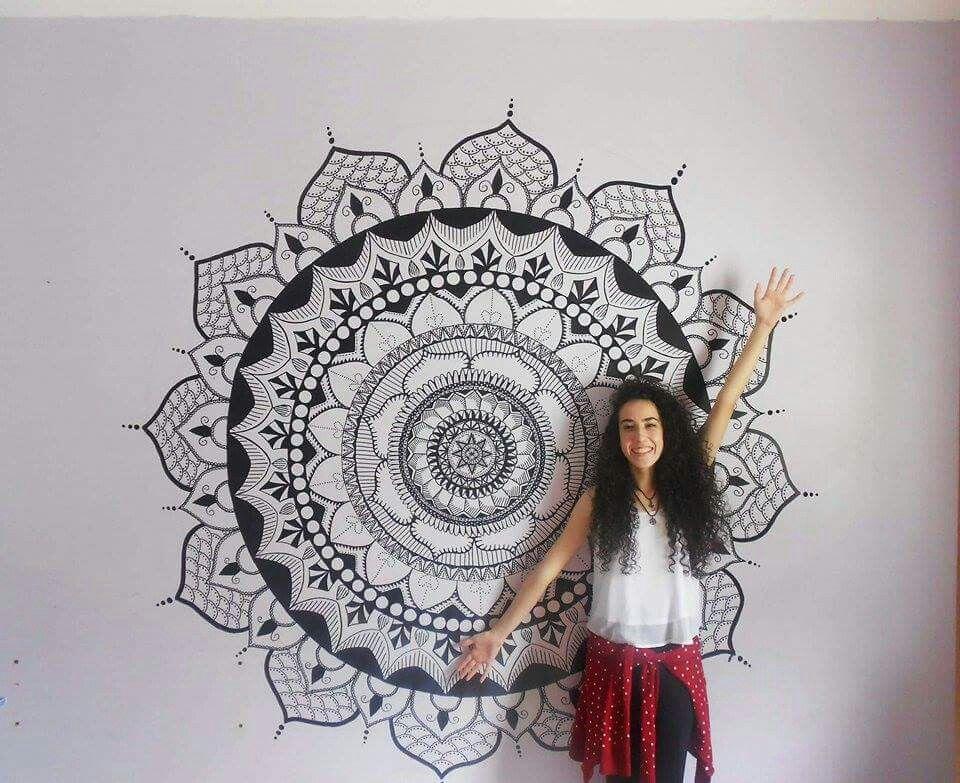 Mandala Mandala Wall Art Mandala Art Mandala Design Art