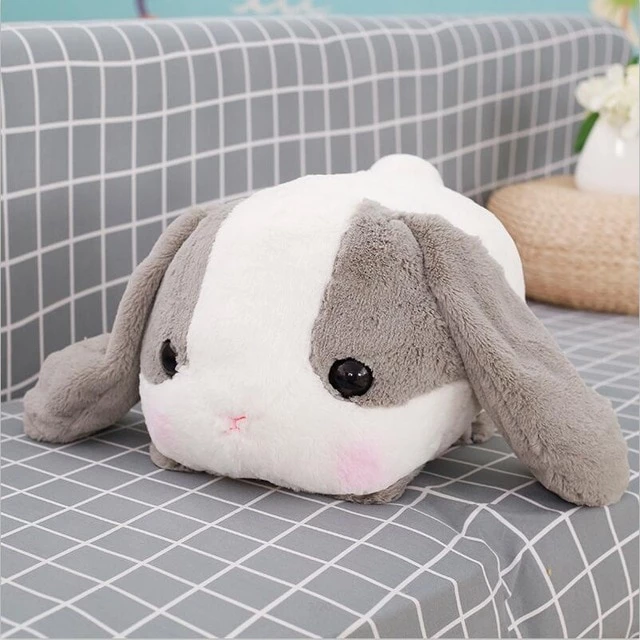 Kawaii Bunny Plush Toy #bunnyplush