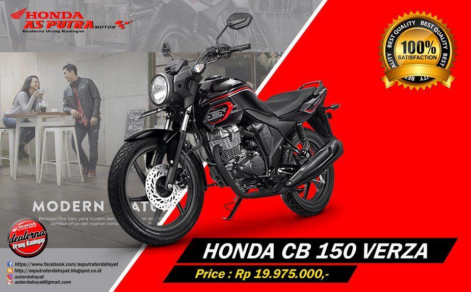 Harga Motor Honda Cb 150 Verza Bekas Honda Cb Honda Motor Honda