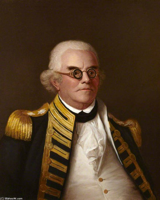 Arthur+William+Devis-Admiral+Peter+Rainier.JPG 561×700 pikseli