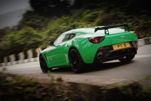 wellisnthatnice: Aston Martin Zagato by Rupert... |