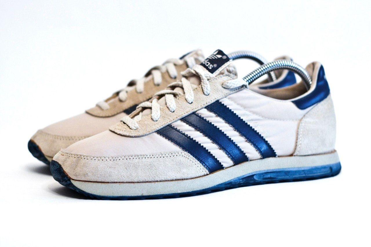 Adidas Breaker. Release: 1983.