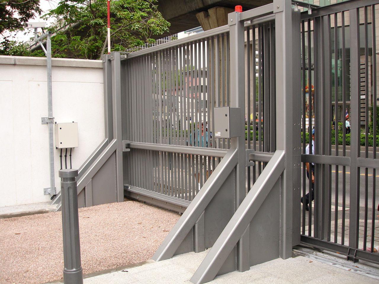High Impact High Security Sliding Gates Sliding Gate Gate Design