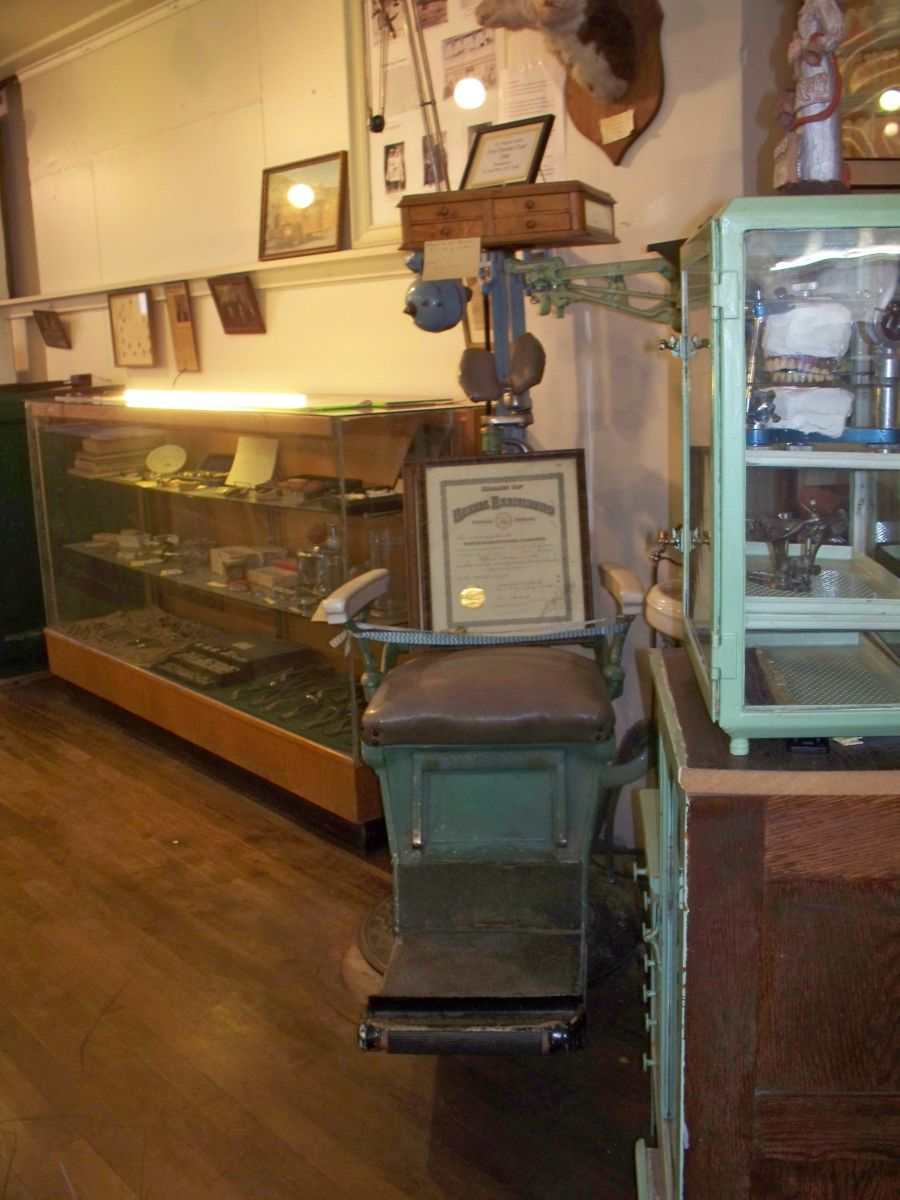 There is a lot to see at the Bisbee Restoration Museum.  See them on the web at http://www.bizrm.com