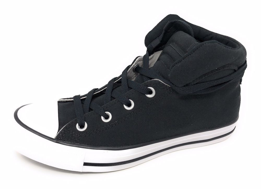 Converse CTAS Chuck Taylor All Star Brookline Mid Black