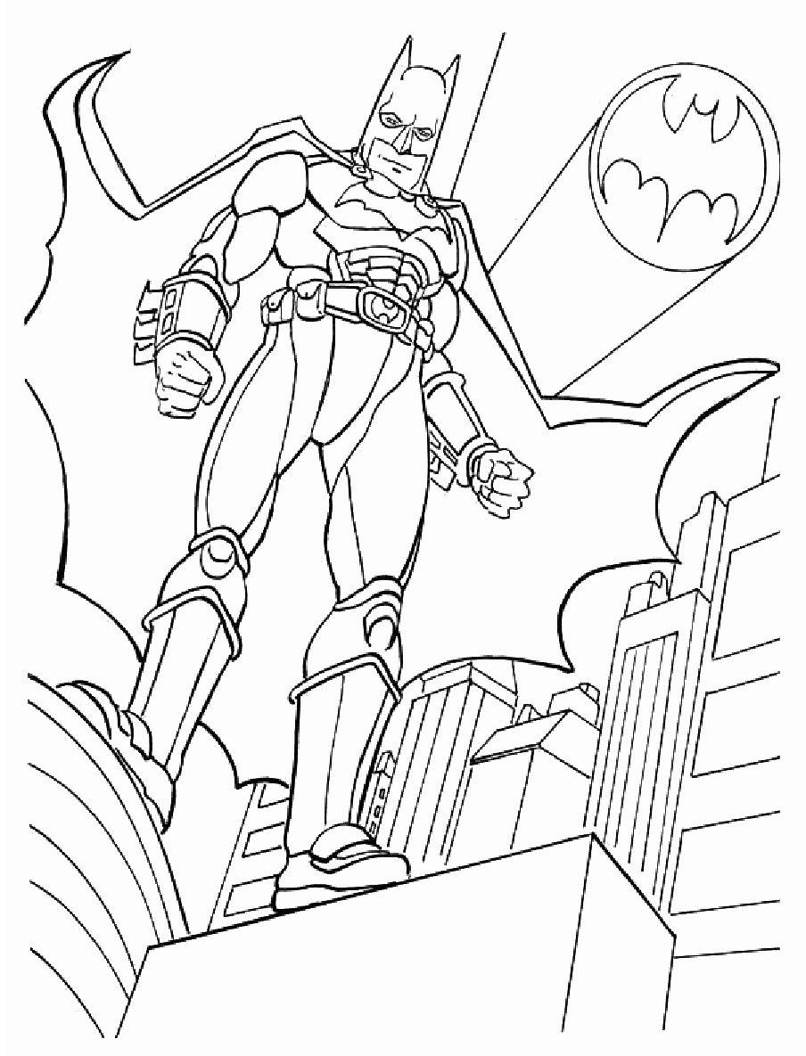 Batman coloring pages scribd coloring pages pinterest