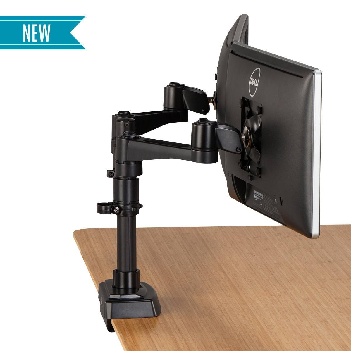Dual Monitor Arm 180 Degree Small Monitor Stands Vari Dual Monitor Arms Dual Monitor Desk Monitor Stand Diy