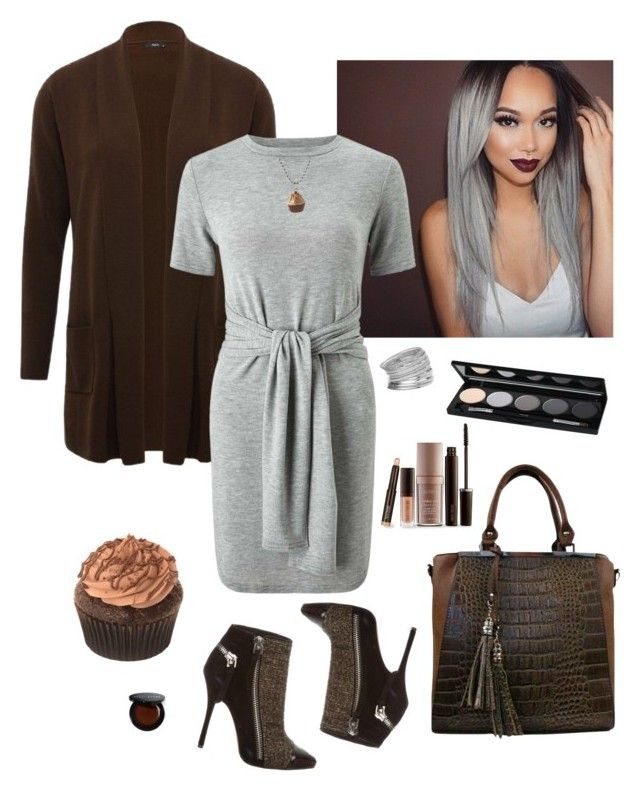 """""""Hey, Cupcake!"""" by lmello on Polyvore featuring M&Co, Miss Selfridge, Bobbi Brown Cosmetics, Laura Mercier, Isadora and Jean-Michel Cazabat"""