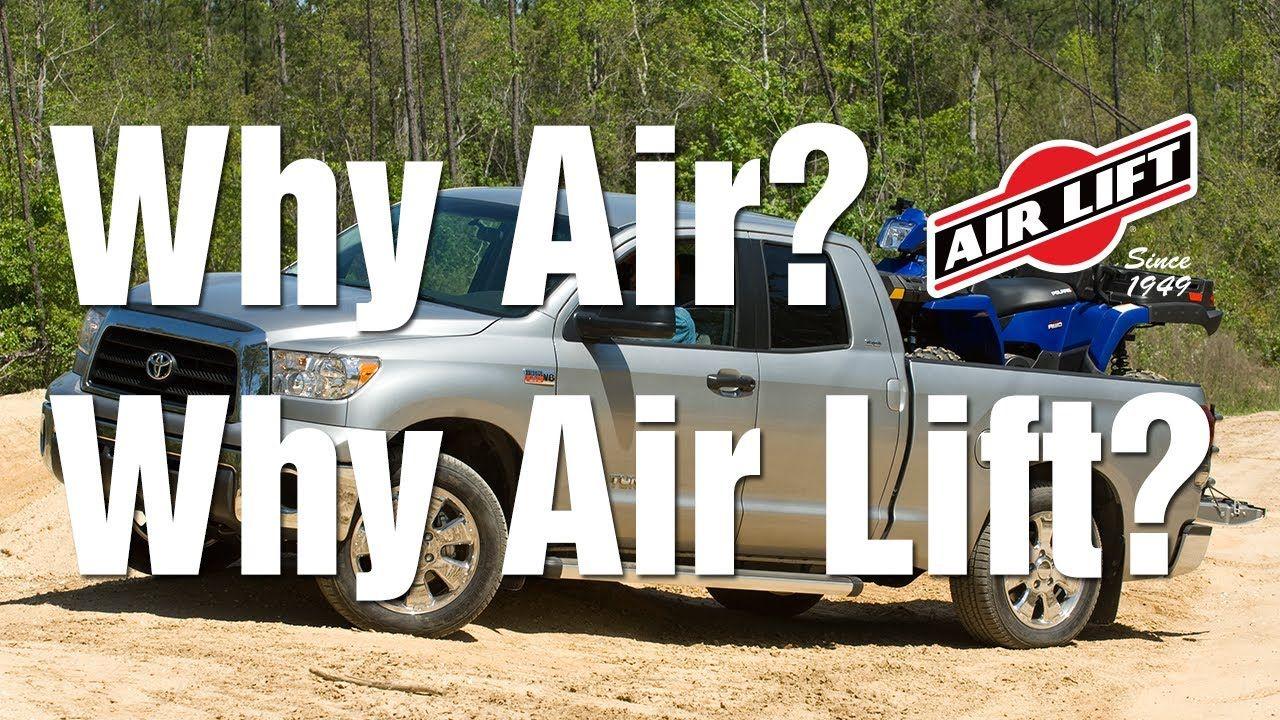 Why Air? Why Air Lift? Air ride, Jeep, Vw amarok