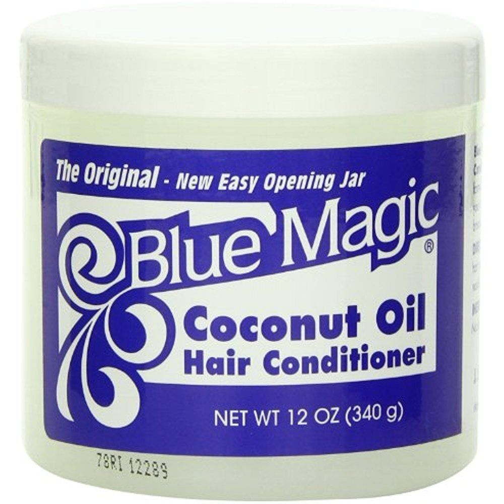 Blue magic coconut oil hair conditioner moisturizers the
