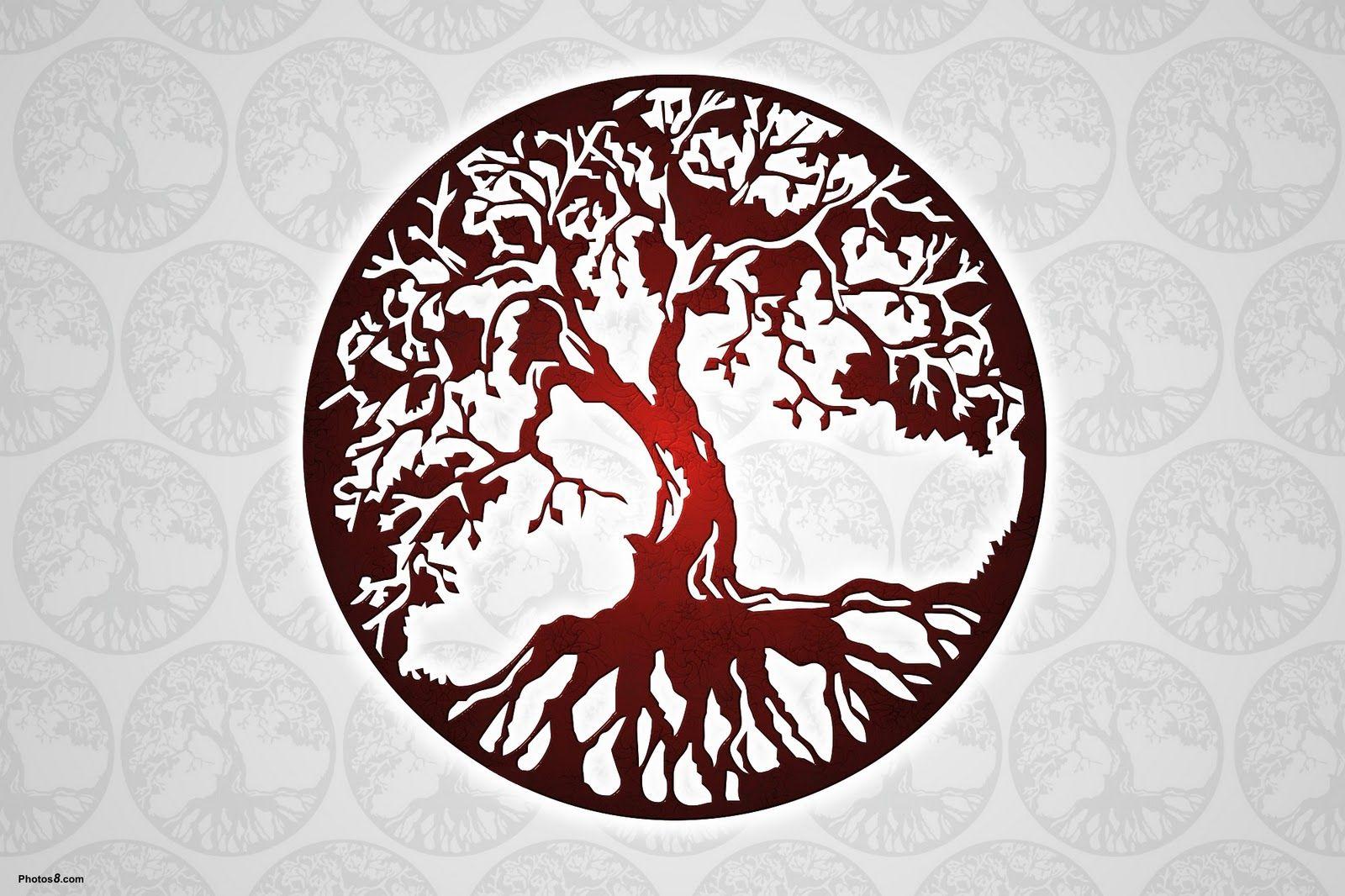 Tree Of Life Tattoo Designs   ... Tree of Life tattoo is nicely ...