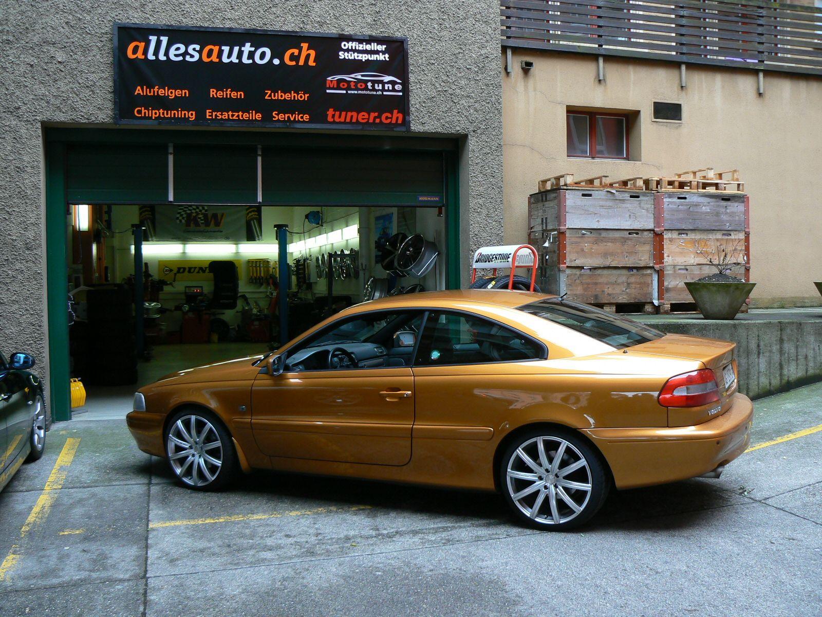 volvo c70 coupe future classic