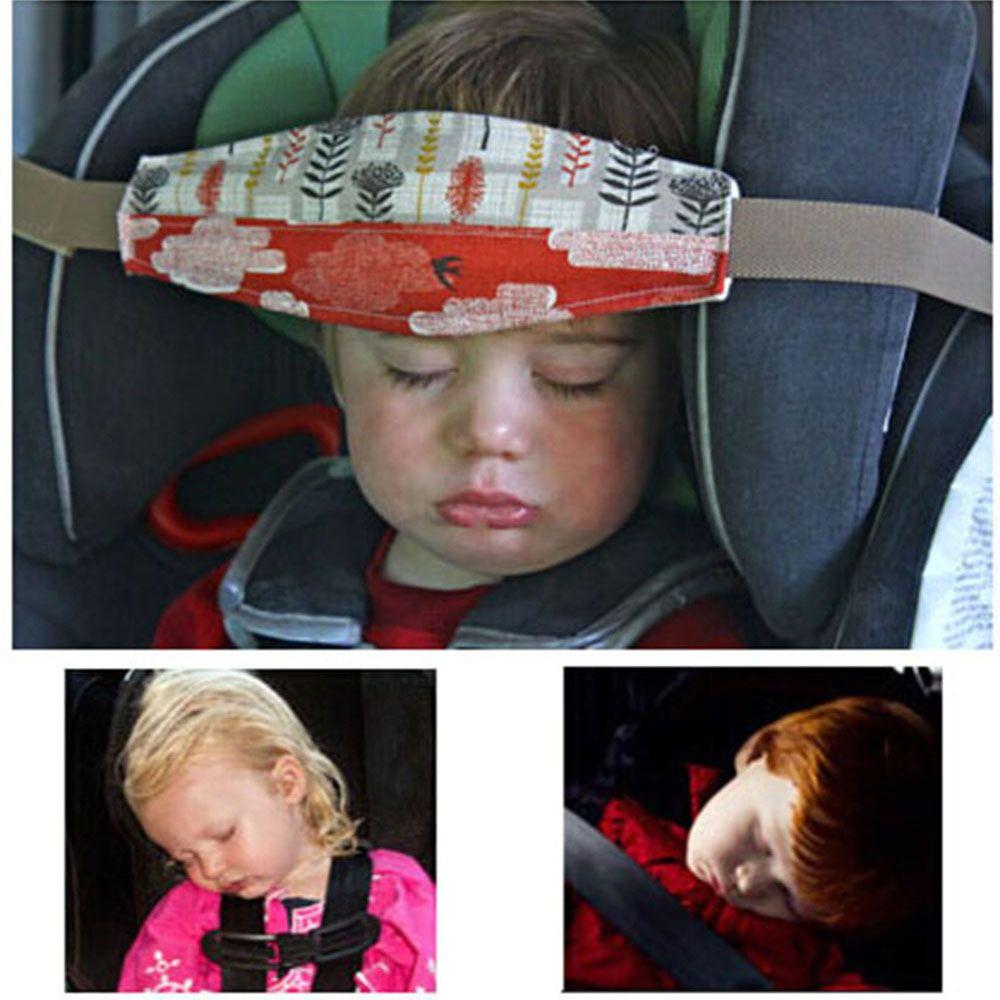 1.5m Seat / 59 Baby Car poggiatesta Sleeping Supporto capo rilievo copertura per i bambini di viaggio Accessori Interni
