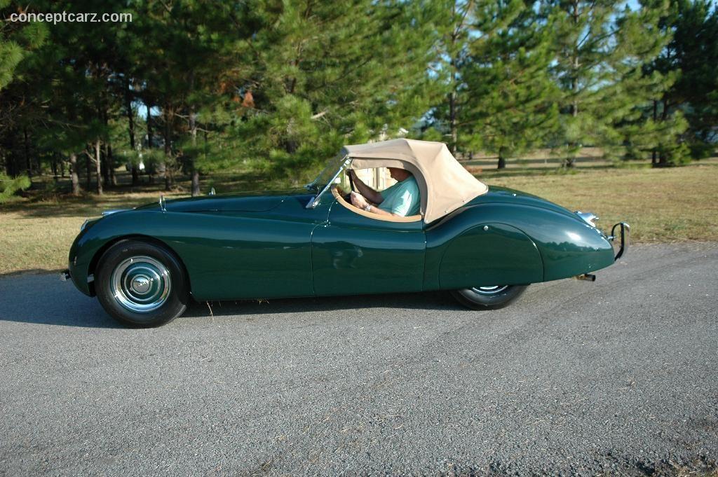 1950 jaguar convertible