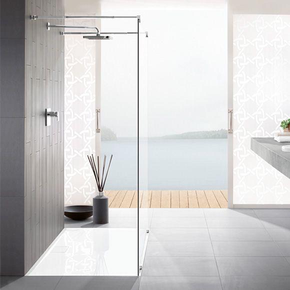 Shower Villeroy Boch Architectura Metalrim Shower Tray Super