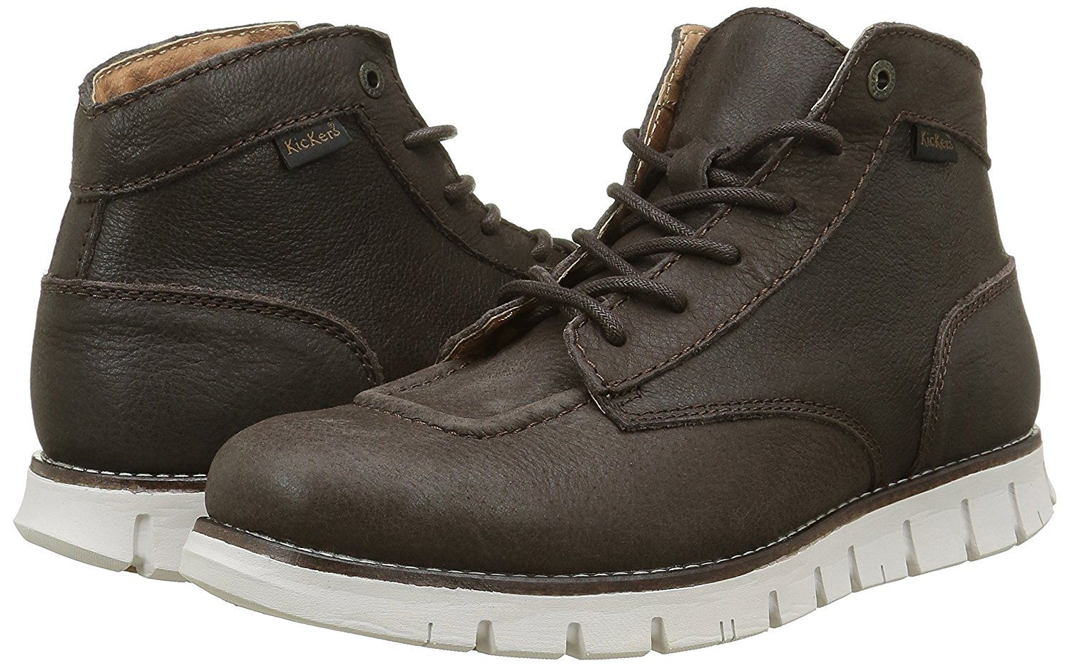 a171b2ed35f23 Kickers Men's Kicklegendsport Ankle Boots: Amazon.co.uk: Shoes ...