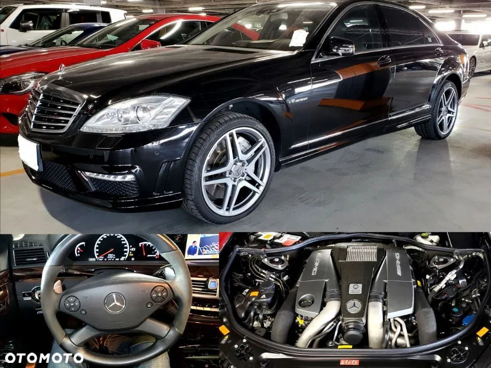 Mercedes Benz S 63 Amg Performance Package Fabryczne 571 Km 900 Nm Wersja Long W221 Polift 2011r 52 Ooo Km Mercedes Benz Benz Mercedes