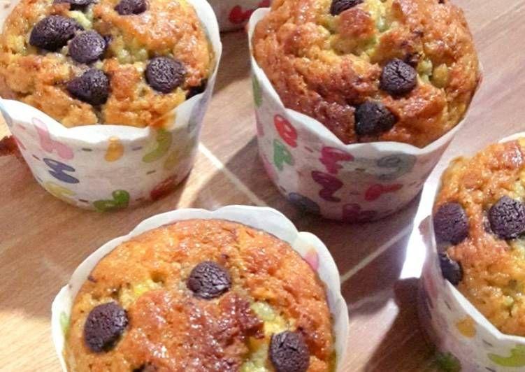 Resep Muffin Pisang Yg Super Soft Moist N Legitt Oleh Amei Resep Makanan Makanan Dan Minuman Makanan Ringan Manis