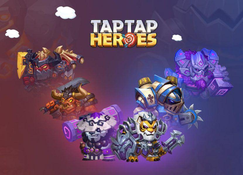 Bildergebnis Fur Tap Tap Heroes Chơi Game Nghệ Thuật Game