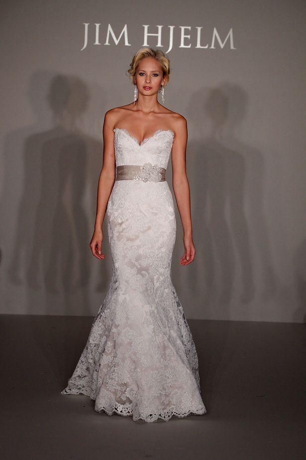 Lace Wedding Dress Sweetheart Neckline