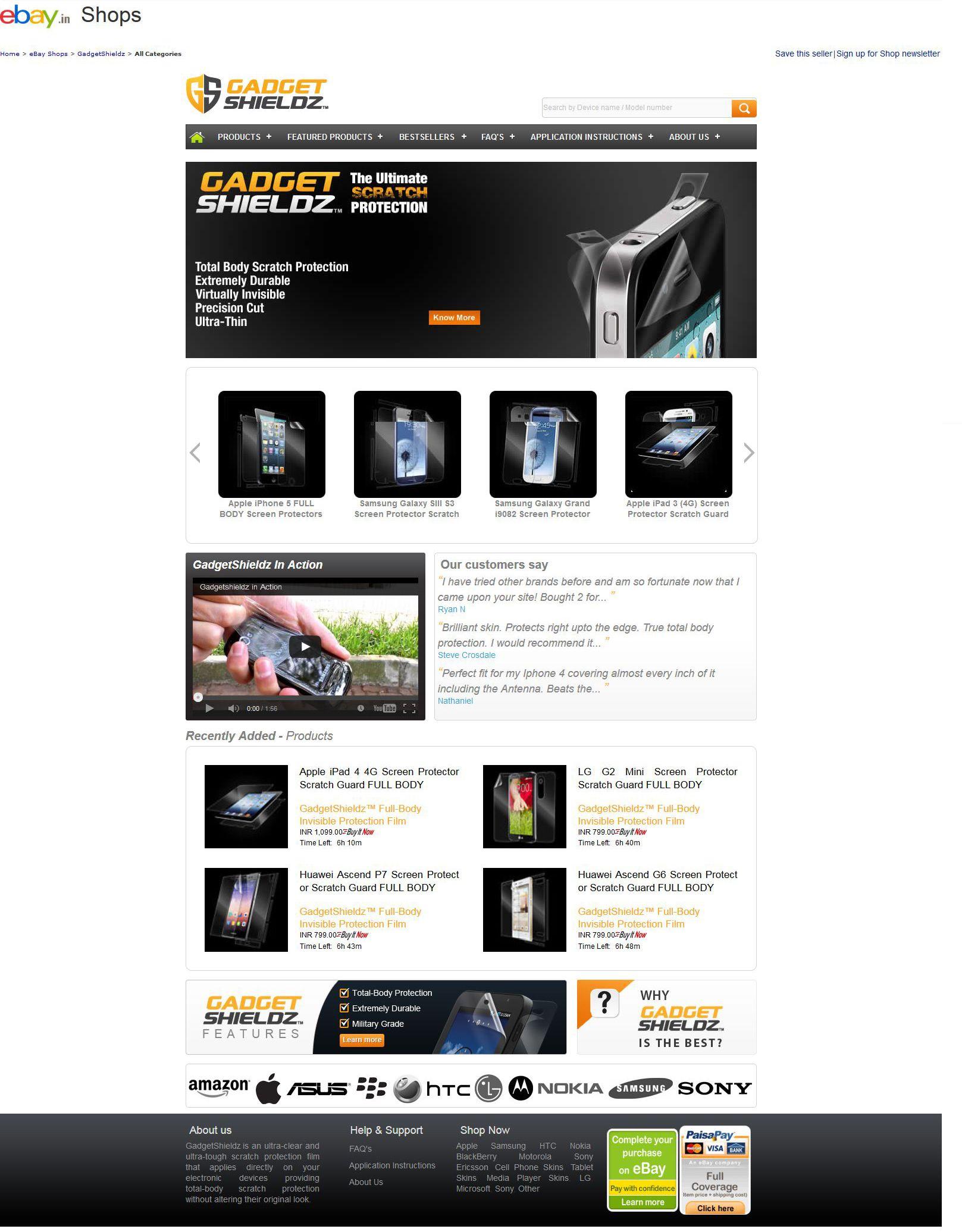 http://stores.ebay.in/gadgetshieldz