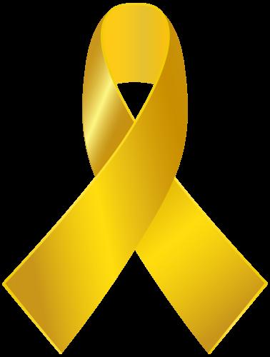 Gold Awareness Ribbon Png Clip Art Ribbon Png Awareness Ribbons Clip Art