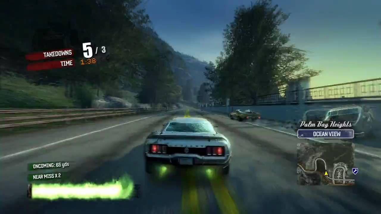http://heysport.biz/ Burnout Paradise City - Game Play