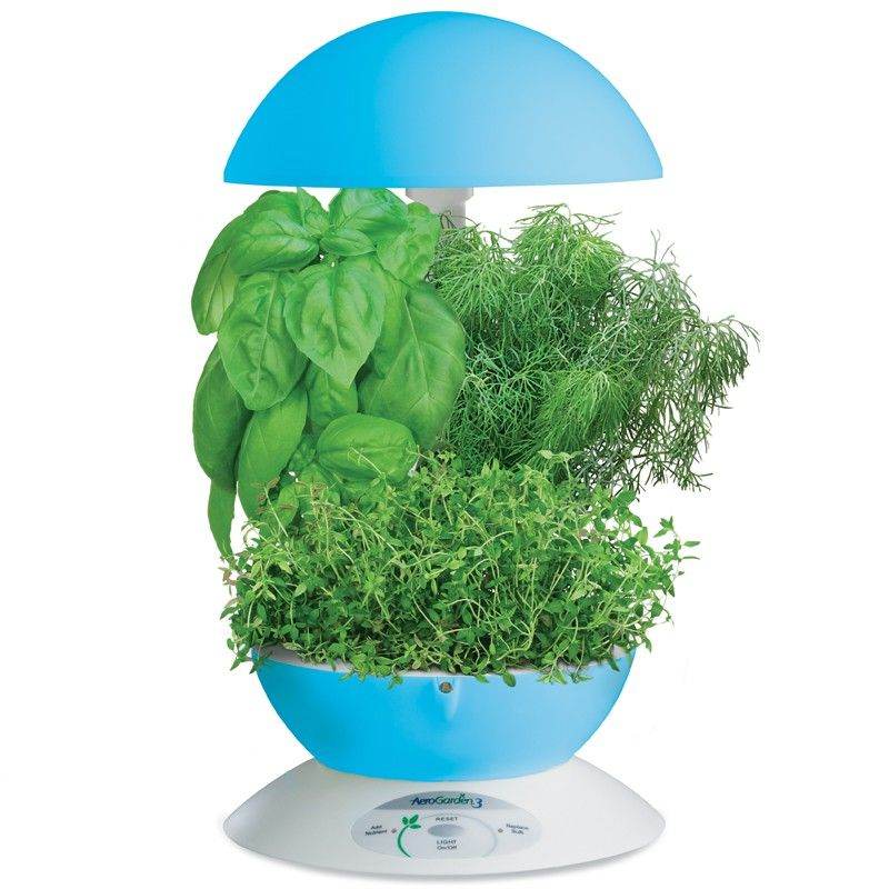Aerogarden 3 Blue This Would Be Nice For The Winter When 640 x 480