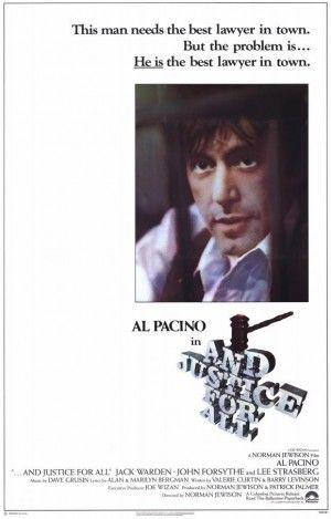 ...And Justice for All. (1979) - MovieMeter.nl