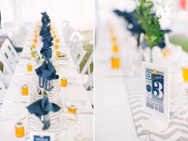 canadian backyard wedding kara tom nath pinterest d co mariage blanc tableau mariage. Black Bedroom Furniture Sets. Home Design Ideas