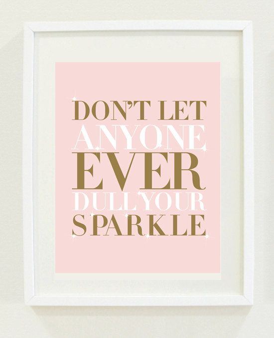 Keep Calm And Sparkle On Words Inspirational Quotes Quotes Words