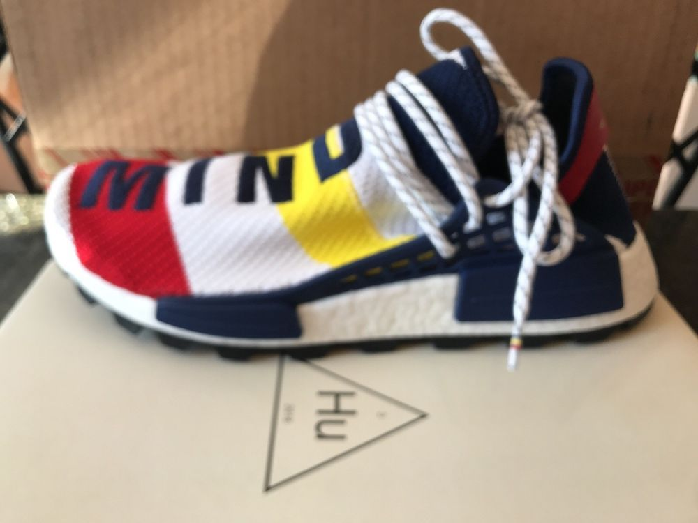 718d3249e61bc Adidas Pharrell Williams Human Race NMD  fashion  clothing  shoes   accessories  mensshoes  athleticshoes (ebay link)