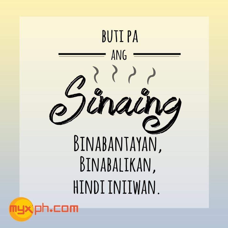 Exceptionnel #HugotPaMore. Filipino QuotesPinoy ...