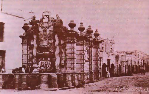 imagenes del acueducto de chapultepec - Buscar con Google